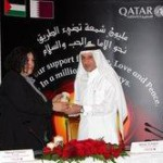 Qatar Airways transportiert eine Million Kerzen nach Gaza