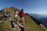 """""""Klassische Bergtouren auf hohem Niveau mit dem Wanderführer"""""""