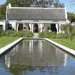 Das Hawksmoor House in Stellenbosch/Südafrika