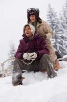 Alpine Gastgeber: Preiswerte Osternesterl für Schneehasen
