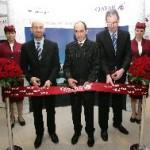 CEO von Qatar Airways eröffnet neues Verkaufsbüro in München