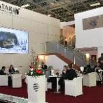 Qatar Airways begeistert auf der größten Reisemesse der Welt