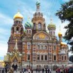 Per Rad von St. Petersburg nach Moskau