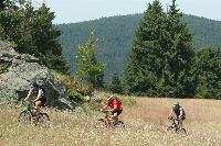 Mountainbiketag & Nostalgie-Rad-WM in Sankt Englmar