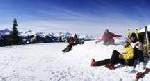 Zum Osterskilauf ins Tannheimer Tal: Beste Bedingungen für Schneehasen
