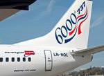 Boeing Marks 6,000th 737 with Delivery to ILFC and Norwegian Air Shuttle