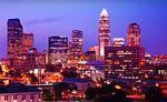 Charlotte mit neuem Stadtzentrum