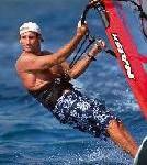 Auf einer Welle mit Robby Naish
