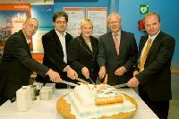 Happy Birthday! 5 Jahre easyJet in Berlin