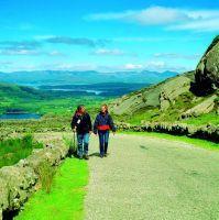 Trekking-Tour rund um die idyllische Halbinsel Iveragh