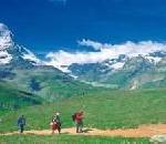 Locker-genussvoll oder sportlich-aktiv – Vierwaldstätter See und Matterhorn
