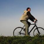 Mit dem Rad in die Vergangenheit fahren