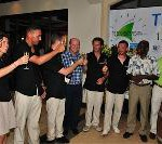 Professional Desjoyeaux and crew crowned winners at first Seychelles Regatta