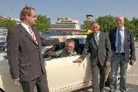 Taxi-Qualitätsoffensive in Tegel startet am 1. Juli
