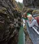Drei Natur-Erlebnisklammen für coole Abenteuer