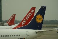 Air Berlin auch im Mai mit besserem Erlös