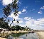 Träumen unter Palmen: Im Norden Brasiliens lockt einer der schönsten Strände der Welt