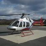 Helikopter-Transfer für TAM-Fluggäste der First und Business Class ohne Aufpreis