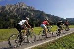 Kräftig am Rad drehen – Erster Rennrad-Marathon im Tannheimer Tal