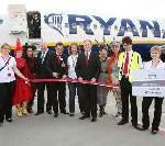 Ryanair feiert Erstflüge in Bremen: Jetzt auch nach Danzig und Kaunas