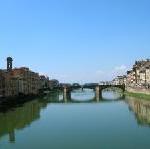 Mit dem Rad von Pisa nach Florenz