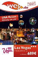 Gemeinsame Online- und Plakatkampagne: weg.de kooperiert mit Las Vegas