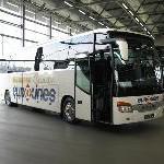 Bus und Komfort für Geschäfts- und Privatreisen