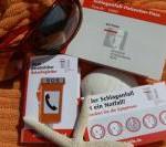 """""""Schlaganfall-Hilfe-Minis"""" geben Reisenden mehr Sicherheit!"""