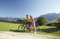 Rendez-vous auf zwei Rädern: Mountainbiken im Inzeller Bergherbst