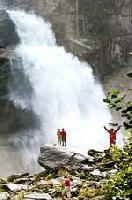 Trekkingtouren ohne Gepäck im Nationalpark Hohe Tauern