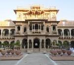 Chomu Palace Hotel Jaipur – ein Geheimnis