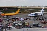 Besuchermagnet Airport: Tage der offenen Tür am Flughafen Leipzig/Halle