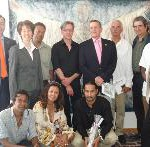 """Distant Shores: Europe Meets Seychelles"" in Germany"
