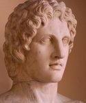 Alexander der Große geht auf Reisen