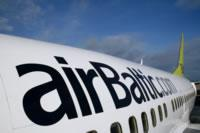 Meilen sammeln bei Air Baltic
