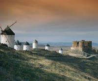 Kastilien-La Mancha: Die Safranrose von Consuegra
