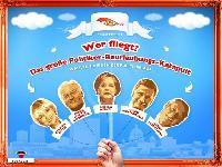 Großes Onlinespiel zur Bundestagswahl: weg.de Besucher beurlauben Spitzenpolitiker