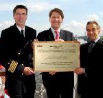 Bestnoten im Berlitz Cruise Guide: MS Europa erhält zum zehnten Mal höchste Bewertung