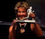 Steffi Nerius ist Champion des Jahres 2009