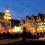 Bremer Weihnachtsmarkt und Schlachte-Zauber
