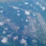 Flughafen Frankfurt für Schneewochenende gerüstet