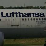 Lufthansa verzeichnet Passagierrückgang im Jahr 2009