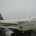 Singapore Airlines A380 fliegt nach Zürich