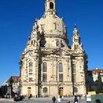 Nachbildung der Dresdner Frauenkirche beeindruckt bei Schneefestival in Japan