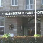 Hoteltest im Steigenberger Parkhotel Düsseldorf: Sterne mit Staub