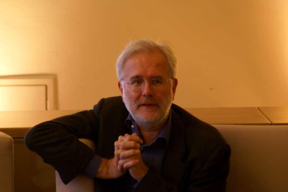 "Harald Schmidt zu Gast bei ""SWR1 Leute"" am Stuttgarter Flughafen"
