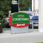 Courtyard by Marriott Basel eröffnet am 1. März 2010