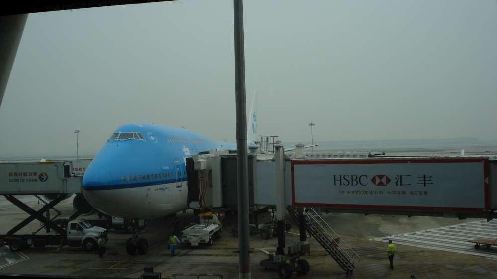 KLM launches scheduled service to Hangzhou, China