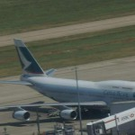 Asienziele mit Cathay Pacific