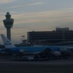 KLM – Fokker 50 last flight